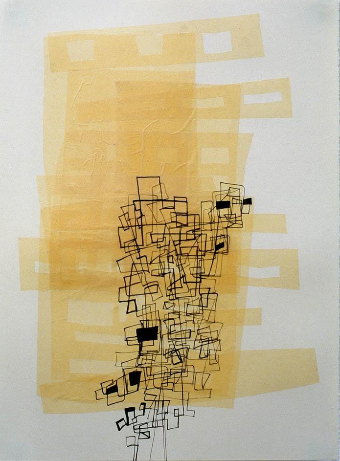 Untitled Drawing, Jan 28, 2002, #1