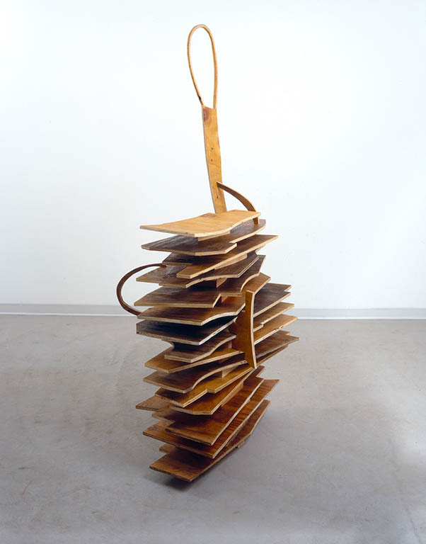Syncopated Stack, 2001, View 1