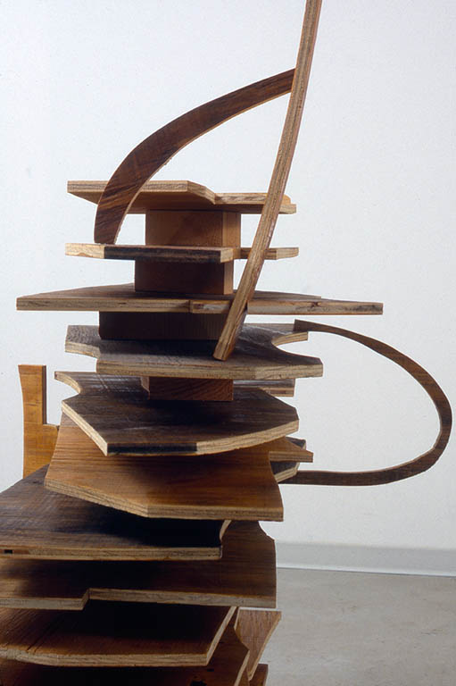 Syncopated Stack, Detail