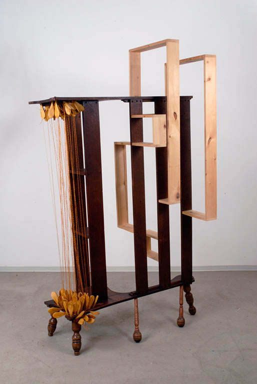 Aeolin Tilt (Heart String Theory), 2007, View 1
