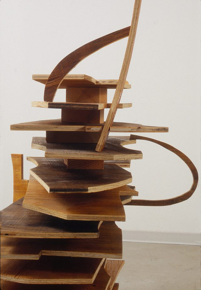 Syncopated Stack-detail